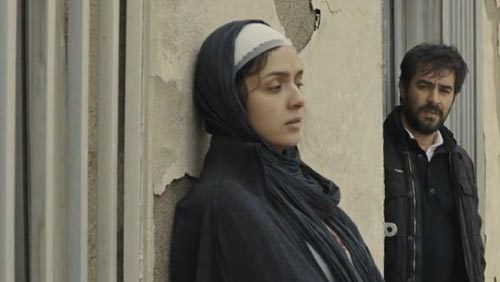 Forooshandeh by Asghar Farhadi of Iran, Movie on DVD